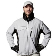 Snickers 11281804 Rip-Stop Winter Jacket - Grey
