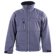 Snickers 12115800 Snickers Profiling Soft Shell Jacket - Grey