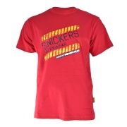 Snickers  Snickers T-Shirt Red with design