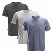 Snickers 2580PK3 Snickers Logo T-Shirt Triplepack