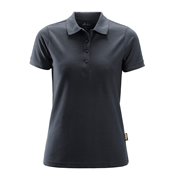 Snickers 27025800 Women's Polo Shirt - Steel Grey
