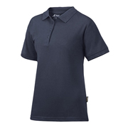 Snickers 27029500 Women's Polo Shirt - Navy