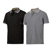 Snickers 27245PK Snickers AllroundWork 37.5 Tech Polo Shirt Twinpack