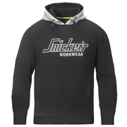 Snickers 28080418 Snickers Sweatshirt Hoodie (Black/Grey)