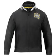 Snickers 28090418 Snickers Sweatshirt Hoodie (Black/Grey)