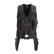 Snickers 42500404 AllroundWork Toolvest Black