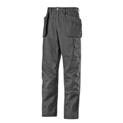 Snickers 52830404 Snickers Classic Work Trousers (Black)
