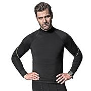 Snickers 94060400 Snickers First Layer Long Sleeve T-Shirt (Black)