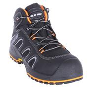 Snickers FALCON Solid Gear Falcon Safety Boots - Black