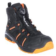 Solid Gear PHOENIX GTX Solid Gear Phoenix GTX Safety Shoes - Orange/Black