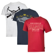 Snickers TRIO Snickers T-Shirt 3 Pack