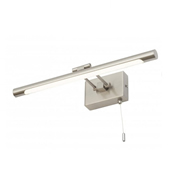 SPA SPA30993SNIC Cali Single Bathroom Picture Light - Satin Nickel