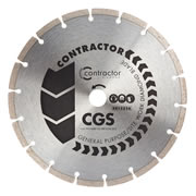 Spectrum CGS-230/22 Spectrum General Purpose Contractors Blade 230/22.23mm