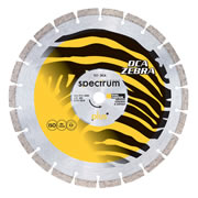 Spectrum DCA350/25 Spectrum Abrasive Diamond Blade 350/25.4mm