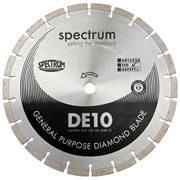 Spectrum DE10-300/20 Spectrum Standard 300mm/20mm General Purpose Diamond Blade