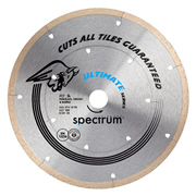 Spectrum SL180/25/22 Spectrum Ultimate 180mm/25.4mm/22.23mm Diamond Blade - All Tiles Guaranteed