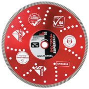 Spectrum TX10R-300/20 Spectrum Superior Turbo 300mm/20mm Diamond Blade Multi-Steel