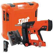 Spit Pulsa 40P+ Spit Pulsa 40P+ Gas Nailer with 1 x 2.1Ah Battery, Charger & Case