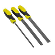 Stanley 0-22-477 Stanley 3 Piece Rasp Set 200mm/8''