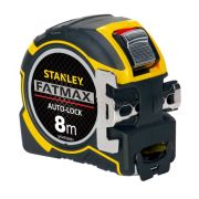 Stanley 033501 FatMax Autolock Tape Measure 8m Metric