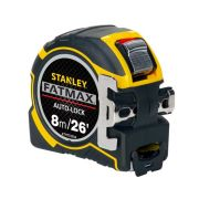 Stanley 033504 FatMax Autolock Tape Measure 8m/26'
