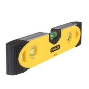Stanley 0-43-511 Stanley Shockproof Magnetic Torpedo Level 230mm