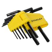 Stanley 0-69-251 Stanley Metric Hex Key 8 Piece Set