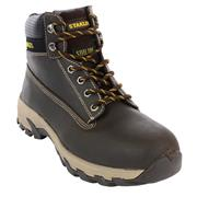 Stanley 10003104 Stanley Hartford Safety Boots - Brown