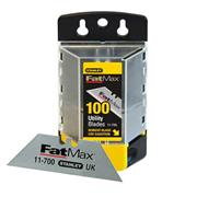 Stanley 1-11-700 Stanley FatMax Knife Blades - Pack of 100