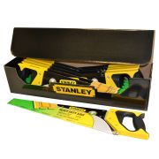 Stanley 120090 Stanley Box of 10 - Heavy Duty Hand Saws 20""