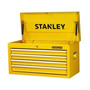 "Stanley STMT1-75062 27"" 4 Drawer Metal Top Chest"