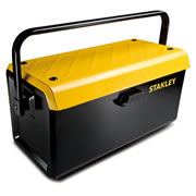 Stanley 1-75-509 Stanley 19'' Metal Toolbox with 1 Drawer