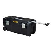 "Stanley FMST1-75761 28"" Rolling Toolbox with Wheels & Pull Handle"