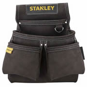 Stanley STST1-80116 Stanley Leather Double Nail Pouch