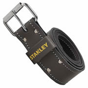 Stanley STST1-80119 Leather Belt - Dark Brown