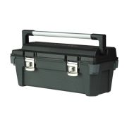 "Stanley 1-92-258 Professional 26"" Toolbox & Tray with Aluminium Handle"