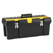 "Stanley 1-92-850 26"" Professional Toolbox with Level Compartment & Tray"