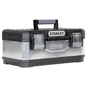 Stanley 1-95-618 Galvanised Tool Box (20'')