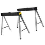 Stanley 1-97-475 Stanley 2 Piece Saw Horse Set
