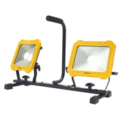Stanley 3133E2 Stanley 240v Double Head LED Worklight