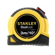 Stanley STHT36805-0 Tylon Dual Lock Tape Measure 3m