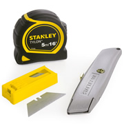 Stanley 4-10-099 Stanley 99E Promotional Knife Triple Pack