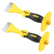 Stanley 4-18-330 Fatmax Electricians Chisel - Pack of 2