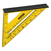 Stanley 46010 Dual Colour Quick Square 7''