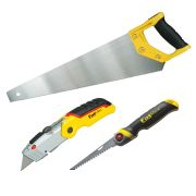 Stanley CUTKIT 3 Piece Cutting Kit