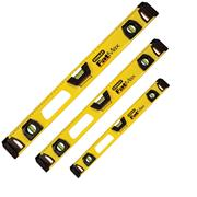 Stanley IBEAMPACK FATMAX I-Beam Level 600mm/1200mm/1800mm Pack