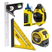 Stanley LMKIT 4 Piece Line Marking Kit