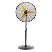 Stanley ST30PE 30'' Industrial High Velocity Pedestal Fan