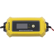 Stanley SXAE00026GB STANLEY 12V Battery charger 8A - UK plug