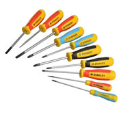 Stanley STHT0-62201 Stanley 10 Piece Magnum Screwdriver Set